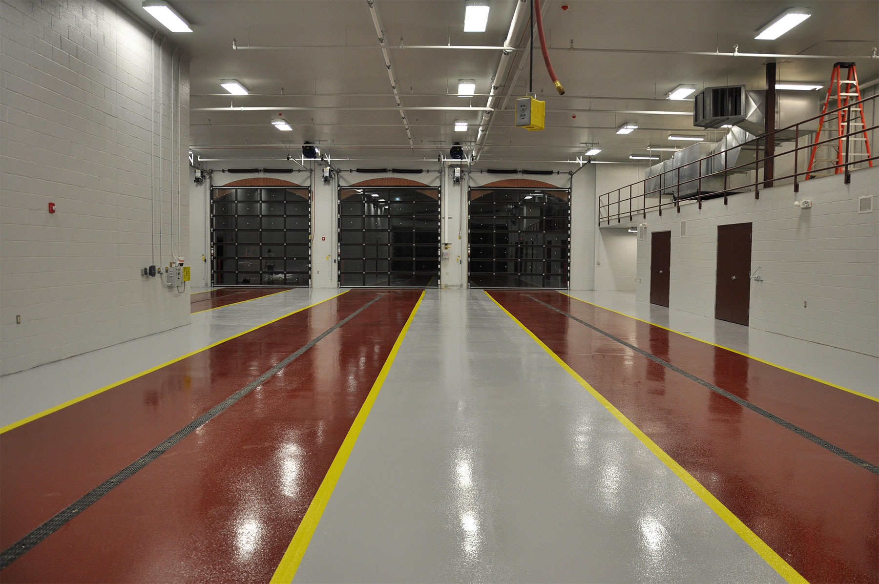Firehouse flooring contractor